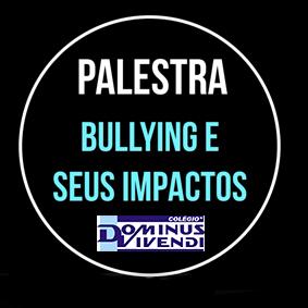 Projeto de combate ao bullying