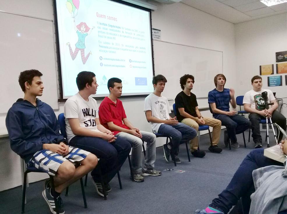 3º Icloc Jovem - Ensino Médio