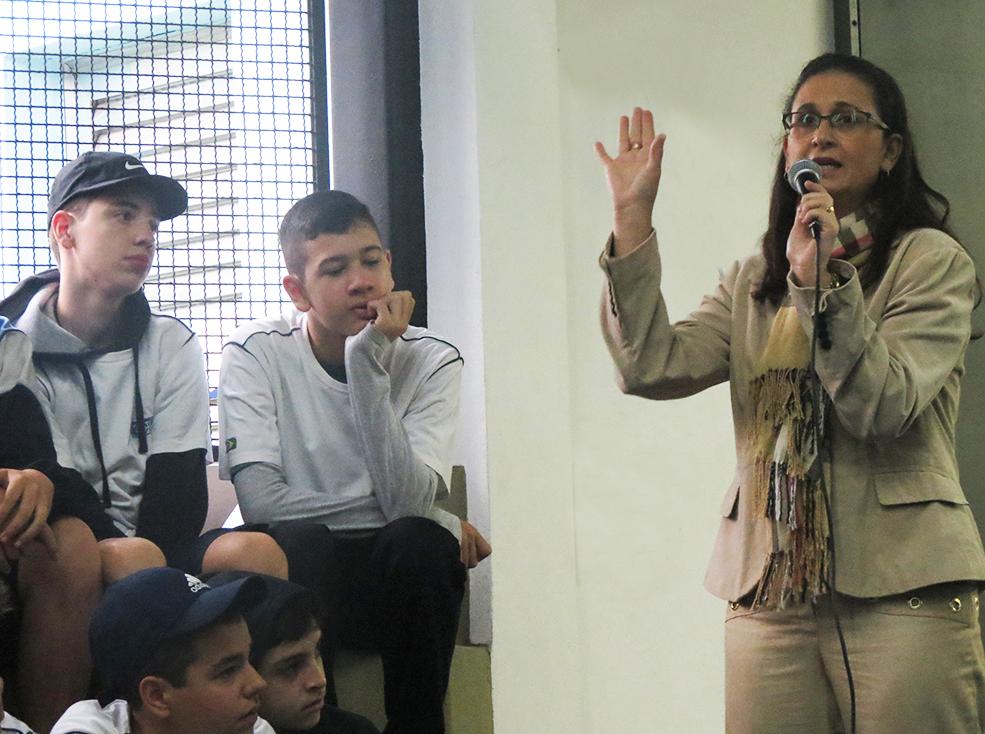 2017.10.26  Palestra Bullying e seus impacto
