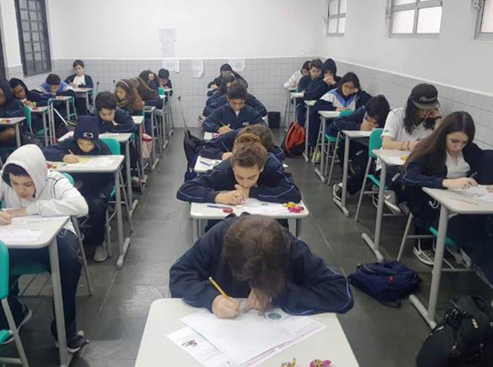 OBMEP 2018 - Olimpíada Brasileira de Matemática