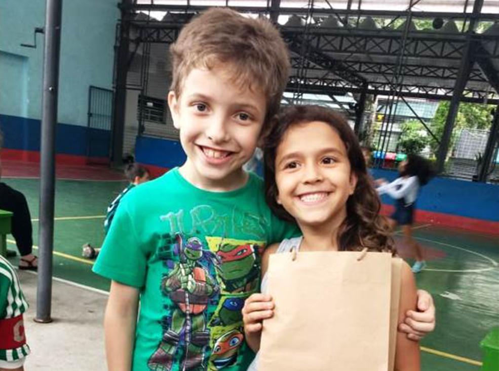 Amigo Chocolate - Equipe Integral
