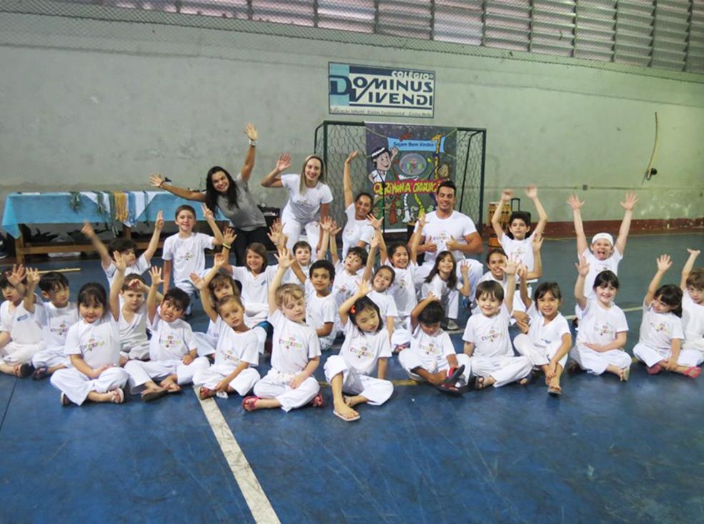Batizado de Capoeira 2017