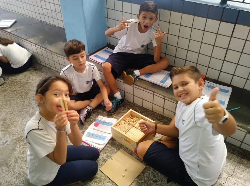 Atividade de Matemática - 3º ano do Ensino Fundamental