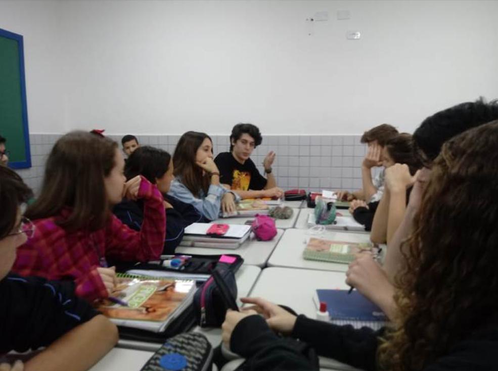 Debates e dinâmicas sobre - Direitos humanos/Relacionamentos grupais - Fund II/Ens.Médio