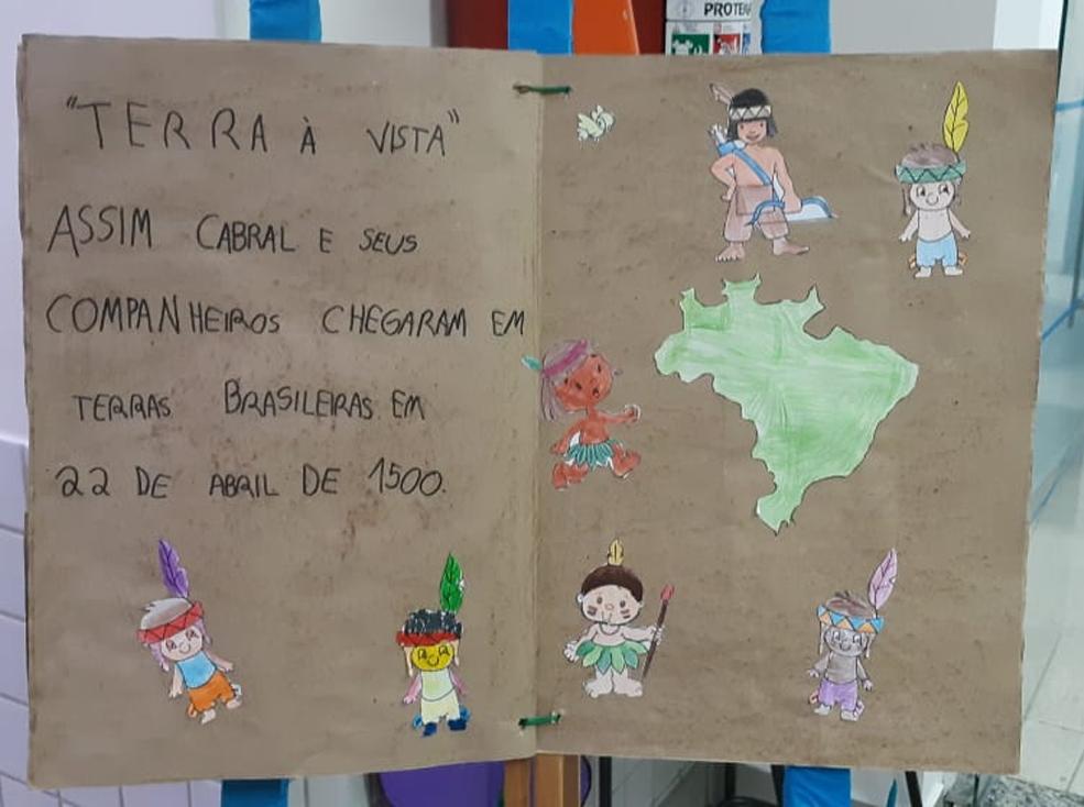 Descobrimento do Brasil - Unidade II