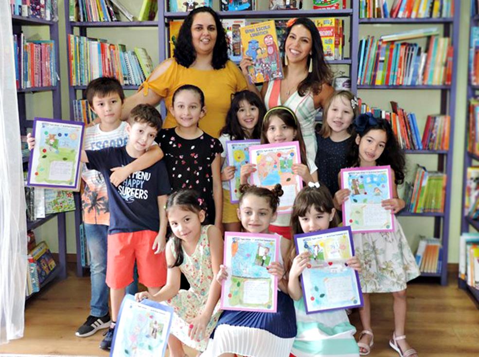 Projeto Literário 2019