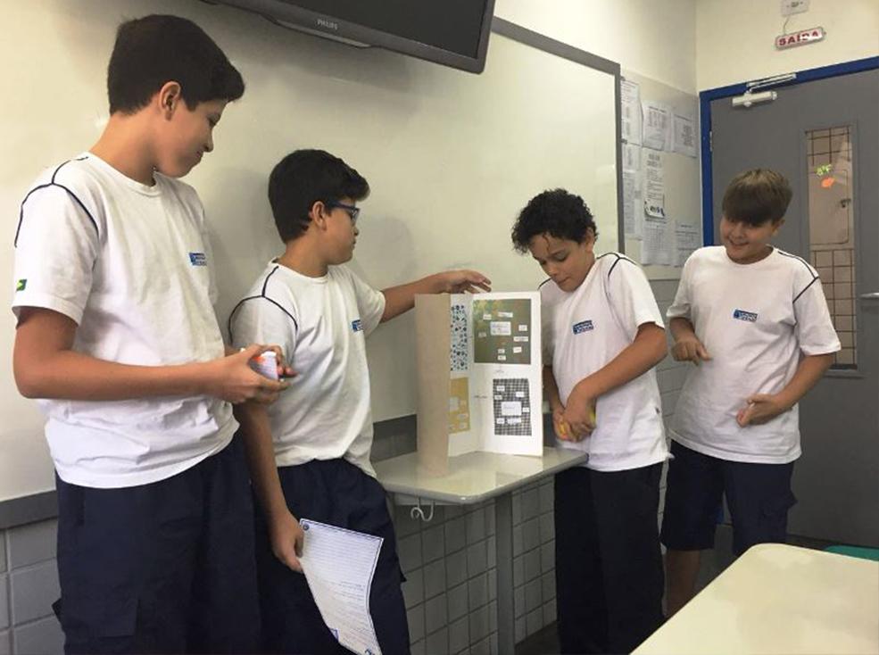 Presentación trabajo de español - Ensino Fundamental II