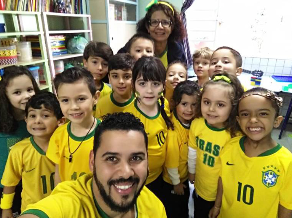 Copa do Mundo Rússia 2018 - TURMA DA TARDE