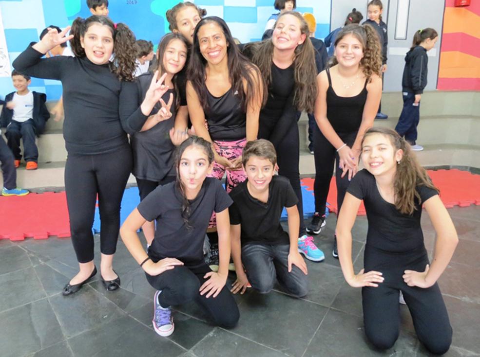 Grupo de Teatro - Apresentação Panos e Lendas