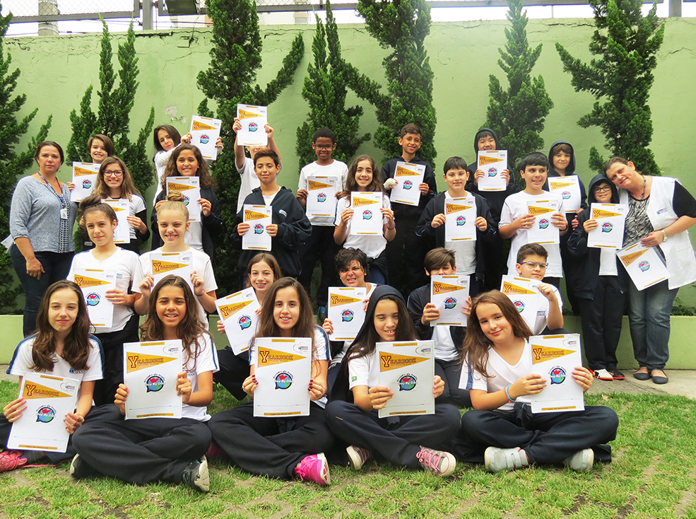 Entrega do Yearbook Fund II