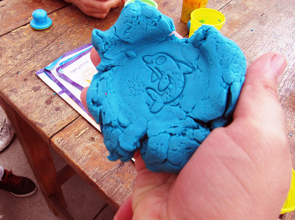 Oficina Play-Doh - Ensino Fundamental I