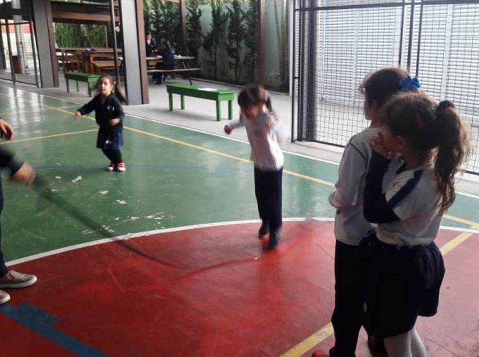 Brincadeira de criança - Período Integral