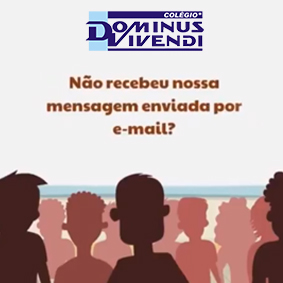 Comunicados no site do colégio