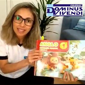 Recado/Revisão - Infantil 3 B - Profª. Ivanete