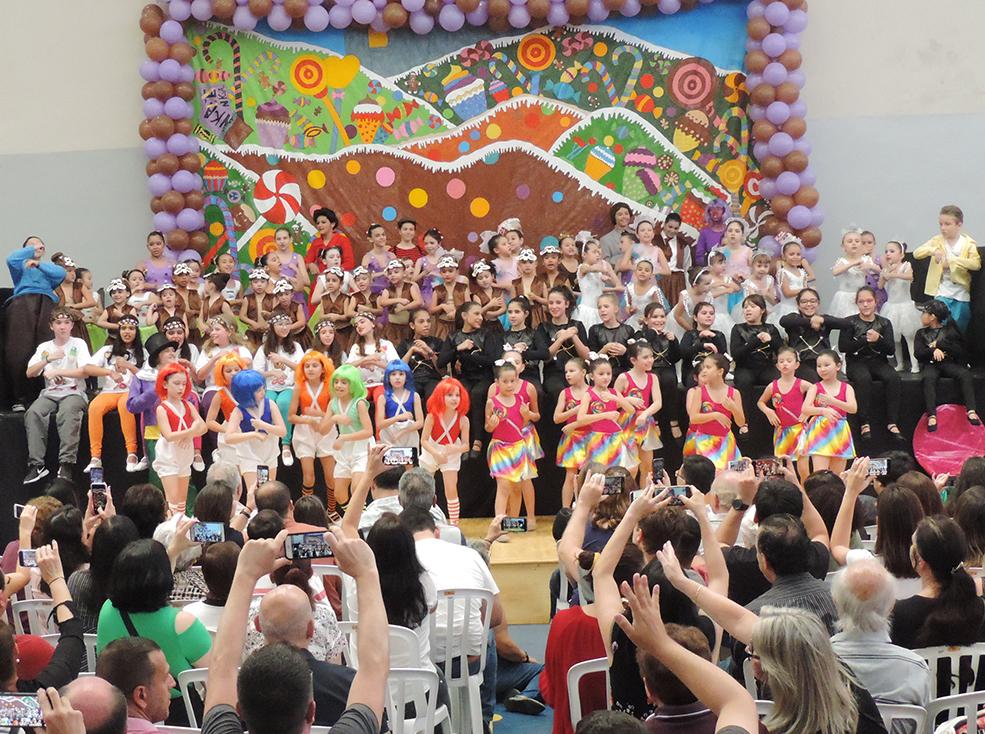 Ballet 2019 - A Fantástica Fábrica de Chocolate